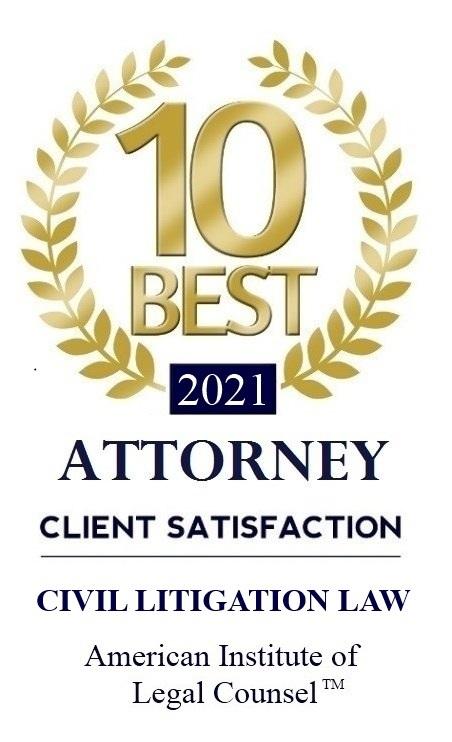 2021 10 BEST Civil Litigation